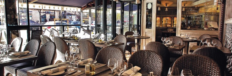 Le Bar à Huîtres - Ternes