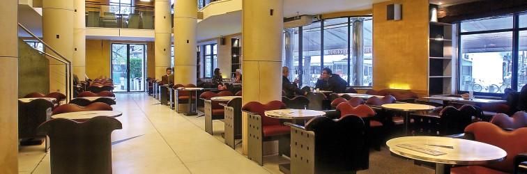 Le Café Beaubourg