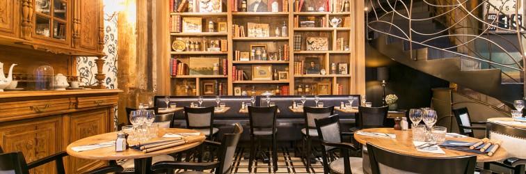 Restaurant Café Plume Paris 1er - Brasserie - Restaurant Français