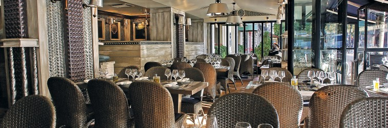 Le Bar à Huîtres - Montparnasse
