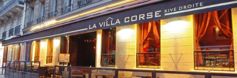 La Villa Corse Rive Droite